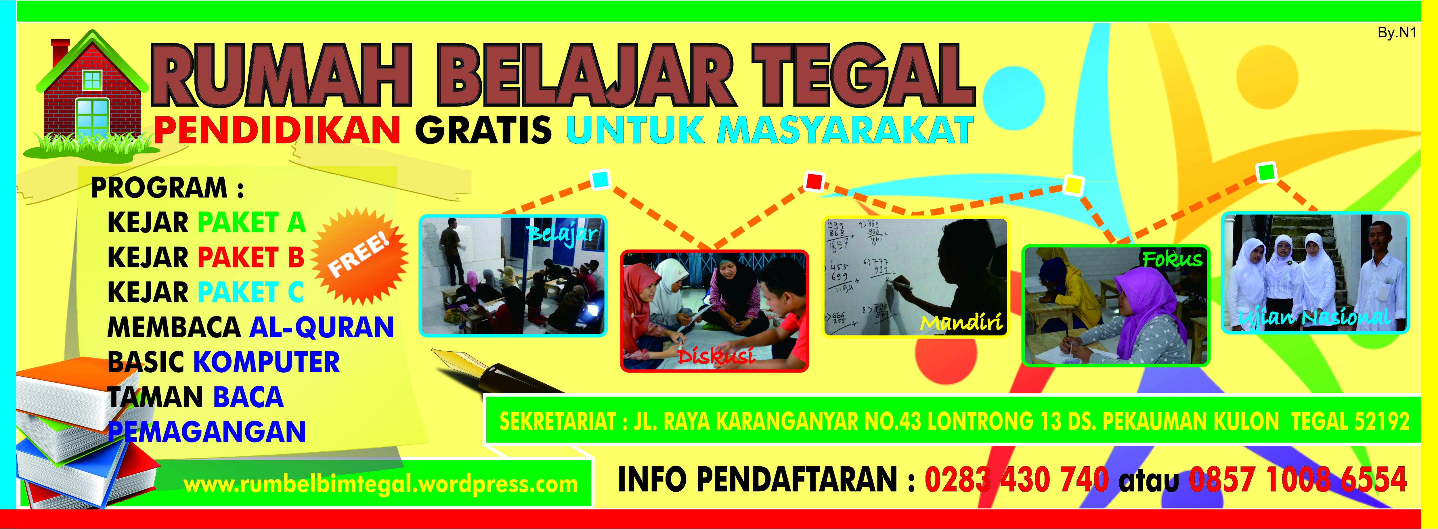 August 2014 R U M A H B E L A J A R Bim Tegal Jawa Tengah